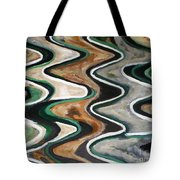 Waves Of  Life Tote Bag
