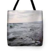 Waves Of Superior Tote Bag