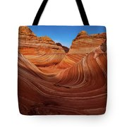 Wavescape Tote Bag