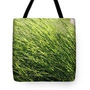 Waving Grass Tote Bag