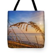 Waving In The Salty Breeze Tote Bag