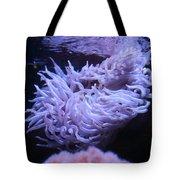 Waving Sea Anemone - Aquarium Tote Bag