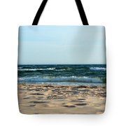Wavy Day Tote Bag