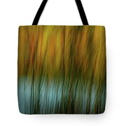 Wavy Tote Bag