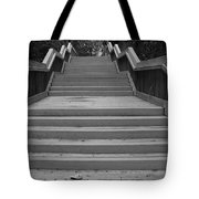 Wavy Stairs Tote Bag