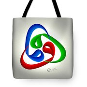 Waw Thuluth Tote Bag
