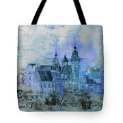 Wawell Castle, Poland Tote Bag