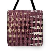 Wax Sine Tote Bag