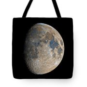 Waxing Gibbous Moon / Day 11 Tote Bag