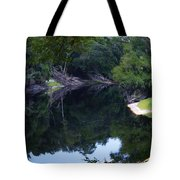 Way Down Upon The Suwannee River Fisheye Tote Bag