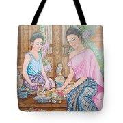 Way Of Thailand Tote Bag