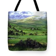 Way To Ardara Ireland Tote Bag
