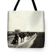 Way To Bethlehem Tote Bag