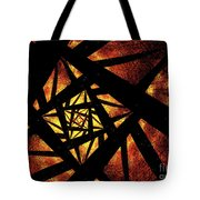 Way To Hell Tote Bag