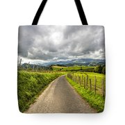 Way To Orio, Spain Tote Bag