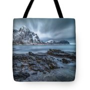 Way To Silent Tote Bag
