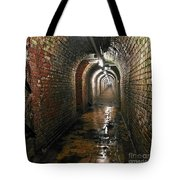 Way To Work Tote Bag