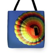 Way Up In The Air Tote Bag