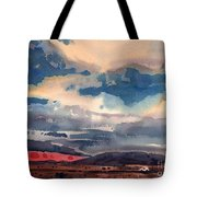 Way West Tote Bag