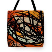 Ways And Emotions #2 Tote Bag