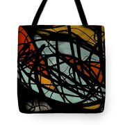 Ways And Emotions #3 Tote Bag