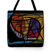 Ways And Emotions Tote Bag