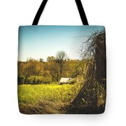 Forgotten Farmlands Tote Bag