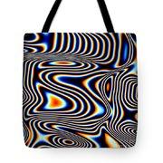 Wayward Stripes Tote Bag