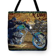 Wcc Pay Up Tote Bag