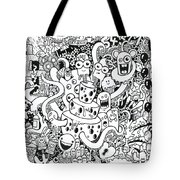 We All Love Cheese Tote Bag