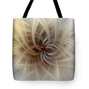 We Are All Connected Soft Abstract  Tote Bag
