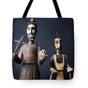 We Are From The Church And We Are Here To Help  Tote Bag