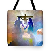 We Are God's Masterpiece Tote Bag