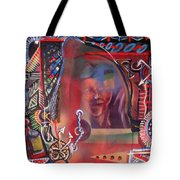 We Are One In Time And Rented Space Tote Bag