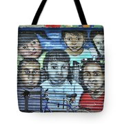 We Are The World Tote Bag