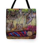 We Can Lay Down Together Tote Bag