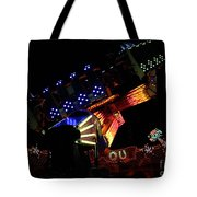 We Get In These Things? Tote Bag