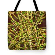 We Must Be Willing Tote Bag