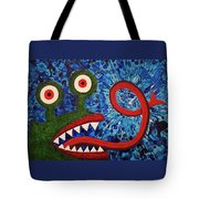 We Need Monsters #7 Tote Bag