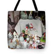 We Sell Chickens Tote Bag