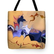 We Spent A Little Time Together Tote Bag