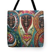 We Three Queens Of Orient Are Tote Bag