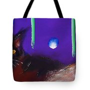 We Two Cats Tote Bag