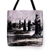 We Will Be Trees Tote Bag