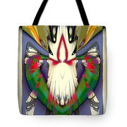 Wearing It On Your Sleeve Tote Bag