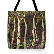 Wearing The Scars Tote Bag