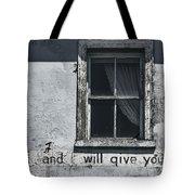 Weary Tote Bag