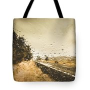 Weather Roads Tote Bag