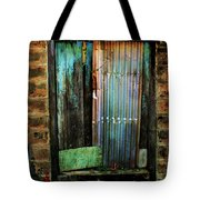 Weatherd Entry Tote Bag