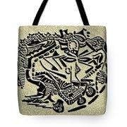 Weathered Bedu  Tote Bag